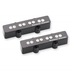 Комплект звукоснимателей для бас-гитары SEYMOUR DUNCAN Quarter Pound Jazz Bass Set