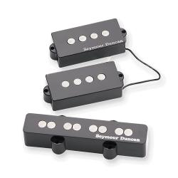 Комплект звукоснимателей для бас-гитары SEYMOUR DUNCAN Quarter Pound PJ Bass Set
