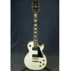 Электрогитара, Les Paul Custom,  GRASSROOTS GrassRoots G-LP-60C White