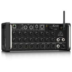 Цифровой микшер, 16 мик Midas XLR, Main L/R XLR, Aux 1-6 XLR, 18 кан/4FX/6BUS, ETHERNET,WiFi, USB-18/18кан. ULTRANET BEHRINGER XR18