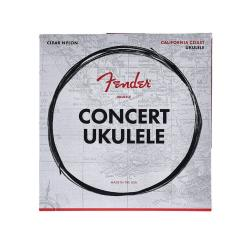 Комплект струн для концерт укулеле FENDER 90C CONCERT UKULELE STRINGS