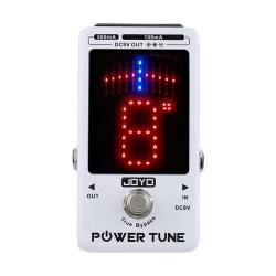 Тюнер/блок питания педалей JOYO JF-18 Power Tune Multi Power Supply Chromatic Pedal Tuner