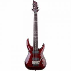 Электрогитара 7-струнная DBZ DIAMOND BARSTF7-FR-BC Barchetta ST FR 7 String Black Cherry