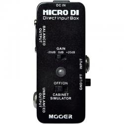 Мини-педаль Direct Box MOOER MICRO DI