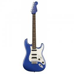 Электрогитара Stratocaster, звукосниматели HSS, цвет синий SQUIER Contemporary Stratocaster HSS Ocean Blue Metallic