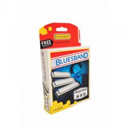 Набор из 3 гармошек Blues Band HOHNER Blues Band CGA (M559XP)