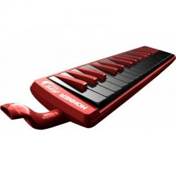 Духовая мелодика 32 клавиши HOHNER Fire Melodica Red/Black