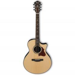 Электроакустическая гитара IBANEZ AE500-NT Natural High Gloss