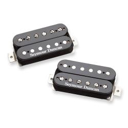 Комплект звукоснимателей SEYMOUR DUNCAN Hot Rodded Humbucker Set (SH-4+SH-2N)