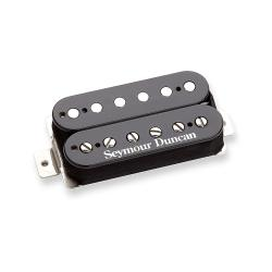 Звукосниматель для электрогитары, хамбакер SEYMOUR DUNCAN SH-6B Duncan Distortion Bridge Humbucker Black