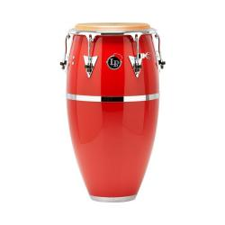 Конго Matador Fiberglass,11 3/4`` Conga,red,chrome LATIN PERCUSSION M-652S-RD MATADOR