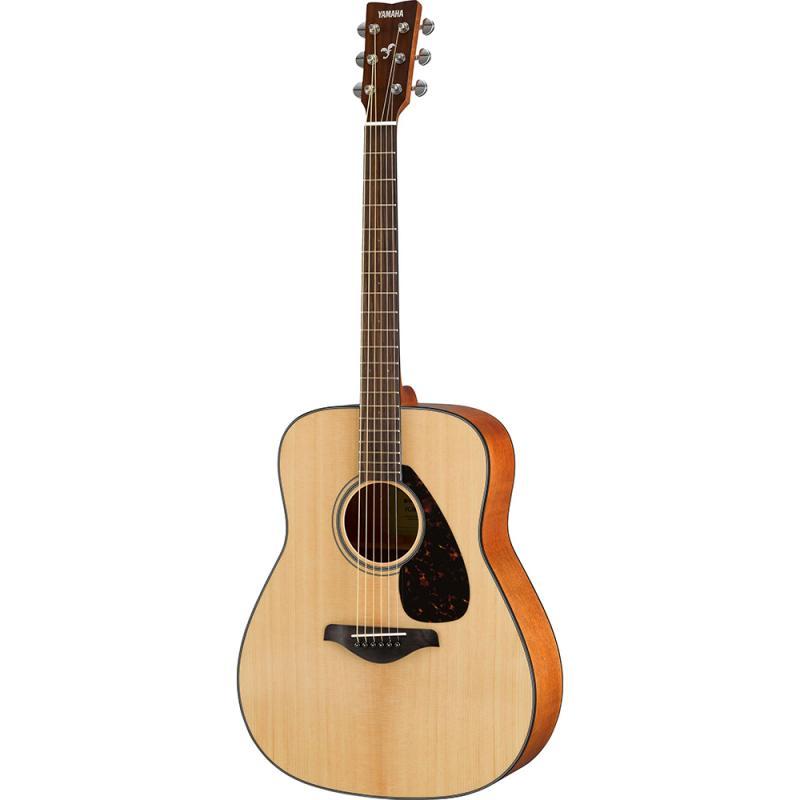 YAMAHA FG800 N купить по доступной цене в интернет-магазине Shamray, акустическая гитара, цвет натуральный