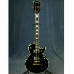 Электрогитара, год выпуска 2011 GRASSROOTS Les Paul Custom Black GW11107053