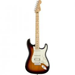 Электрогитара, цвет санберст FENDER PLAYER STRAT HSS MN 3TS