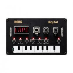 Компактный DIY-синтезатор KORG NTS-1 DIGITAL NU:TEKT SYNTHESIZER