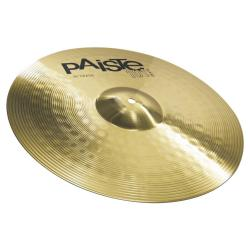 Тарелка Crash, диаметр 16 дюймов PAISTE 101 Brass Crash 16'