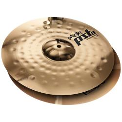 Тарелки Hi-Hat, диаметр 14 дюймов PAISTE PST 8 Reflector Medium Hats 14'