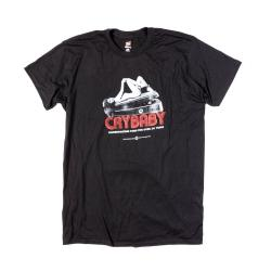 Футболка DUNLOP DSD35-MTS-XL Cry Baby Pinup Men's T-Shirt Extra Large