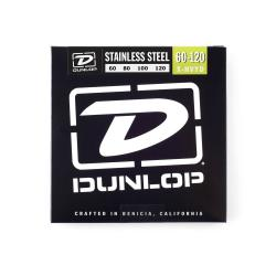 Струны для бас-гитары DUNLOP DBS Stainless Steel Bass 60-120