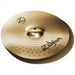 Тарелки Hi-Hat, диаметр 14 дюймов ZILDJIAN Planet Z Hi-Hats 14'