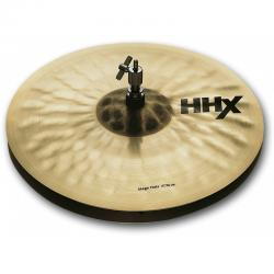 Тарелки Hi-Hat, диаметр 14 дюймов SABIAN HHX Stage Hats 14'
