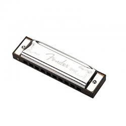 Губная гармоника FENDER Blues Deluxe Harmonica, Key of A