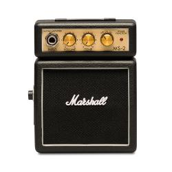 Микрокомбо, 1 Вт MARSHALL MS-2 MICRO AMP Black
