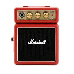 Микрокомбо, 1 Вт MARSHALL MS-2R MICRO AMP Red